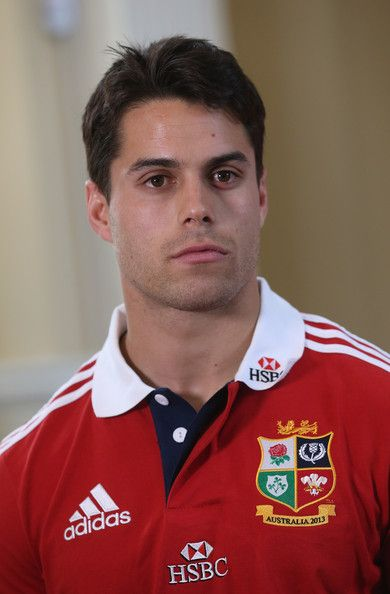 Sean Maitland looks on during the British and Irish Lions media day at Syon Park on May 13, 2013 in London, England.