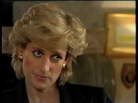 Panorama Diana Interview with Martin Bashir, she looks so sad. but she is well spoken and proper.