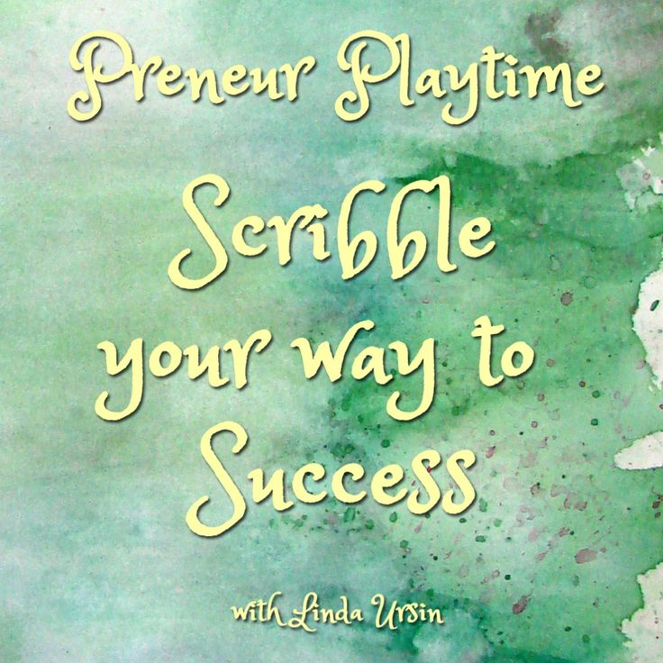 In this workshop, I show you an exercise that will help your business planning. It will involve scribbles.