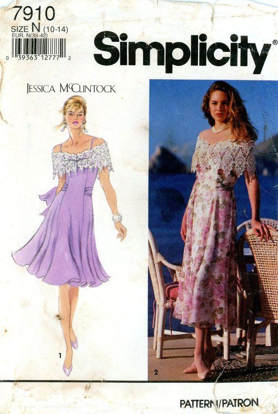 Jessica McClintock 1990