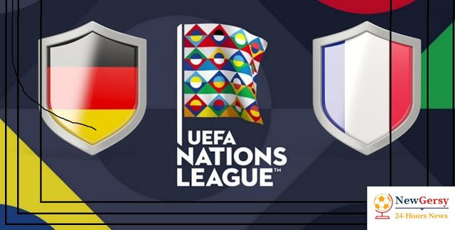 France Vs Germany Nations League Grp A1 7 45pm Tuesday 16th October Stade De France Germany Vs France League Streaming