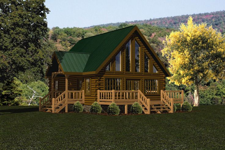 Battlecreek Log Homes By Far The Best Kit Home We Found