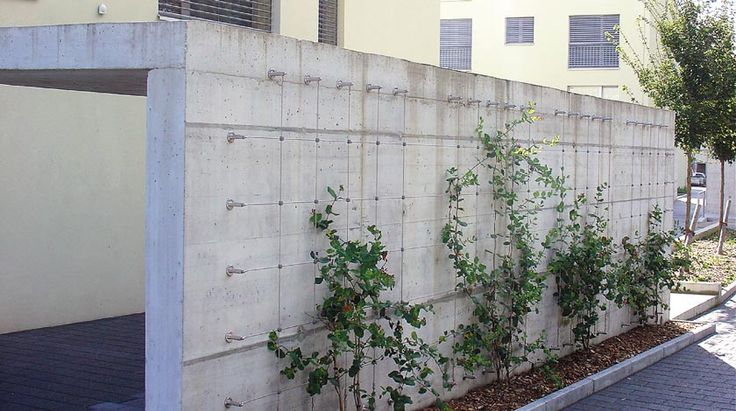 Jakob Rope Systems Provides Professional Green Wall