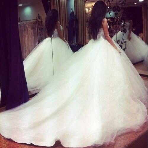 Huge ballgown                                                                                                                                                      More