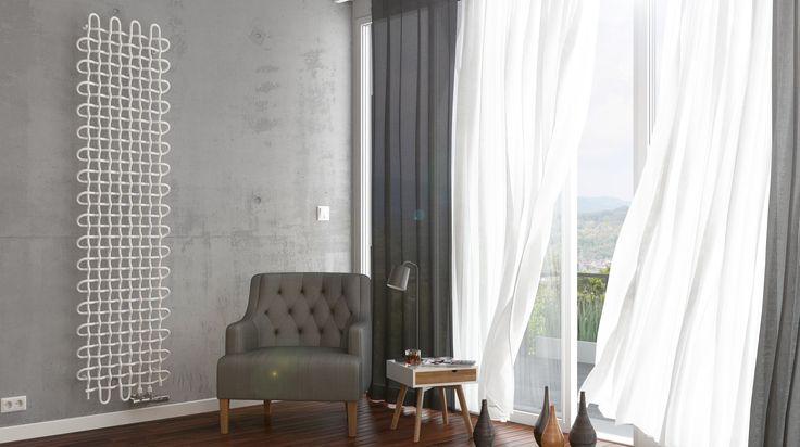 Terma PLC designer radiator #radiator #design #form #heating #forthehome #home #decor #inspiration #form #interior #architecture #style #interiordesign #technologies #wzornictwo #grzejnik #ogrzewanie #wnetrze #architektura #projektowanie