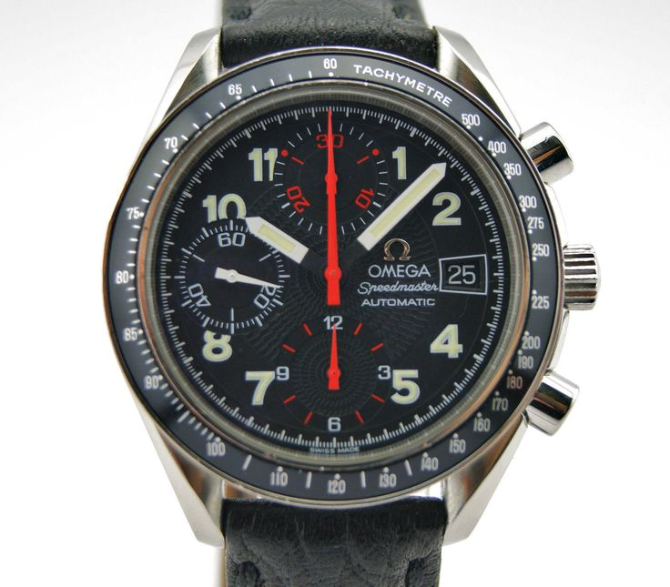 Omega Automatic Speedmaster 38135326   eBay
