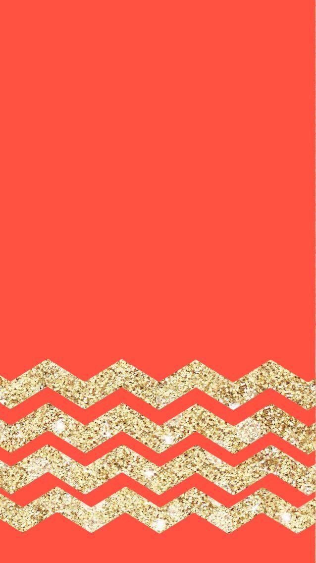77 Best Wallpaper Coral Orange Images On Pinterest