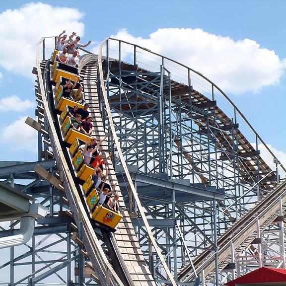 beach roller coaster - photo #29