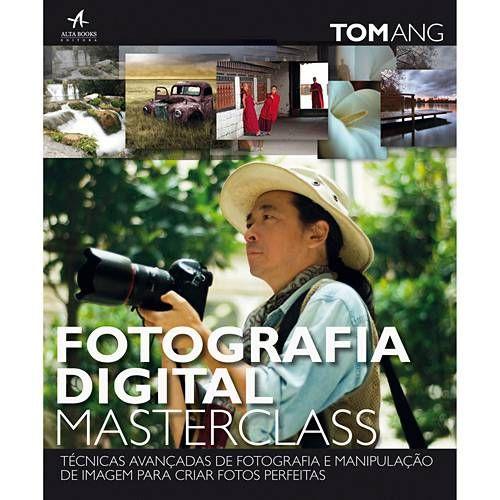 Foto 1 - Livro - Fotografia Digital Masterclass