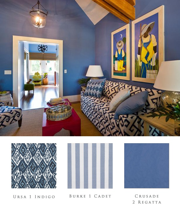 Periwinkle Accent Wall Dining Room: 1000+ Images About PERIWINKLE PRETTY On Pinterest
