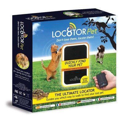 NEW Loc8tor Pet Handheld Finder Locator Cat Dog Keys
