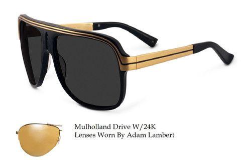 Sama Eyewear | Mulholland Drive | Sunglasses | Luxury Eyeglasses | SamaEyewearShop.com