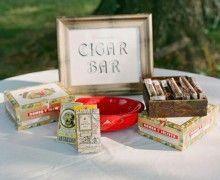 Een sigarenbar! cigar bar via snippetandink