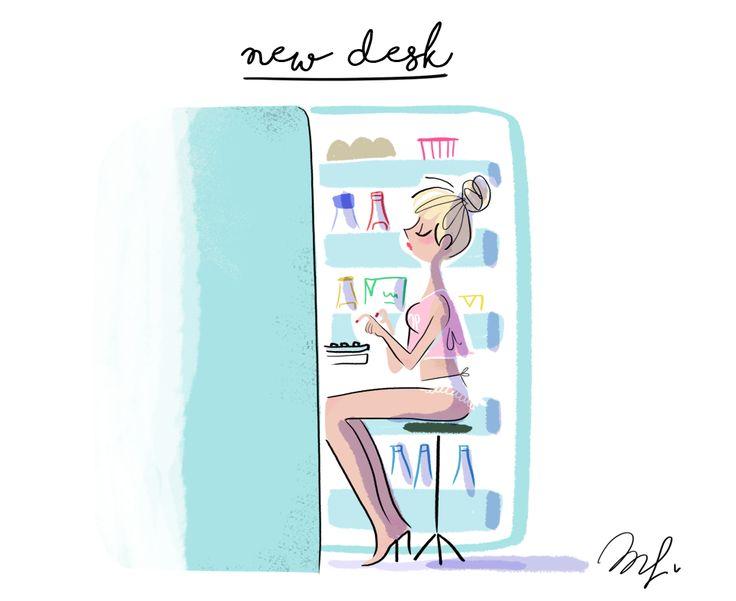 Magalie Foutrier, illustratrice. magalie.illustration@gmail.com