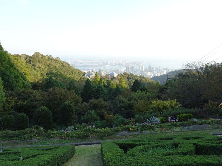 Kobe, Mt Maya Gardens