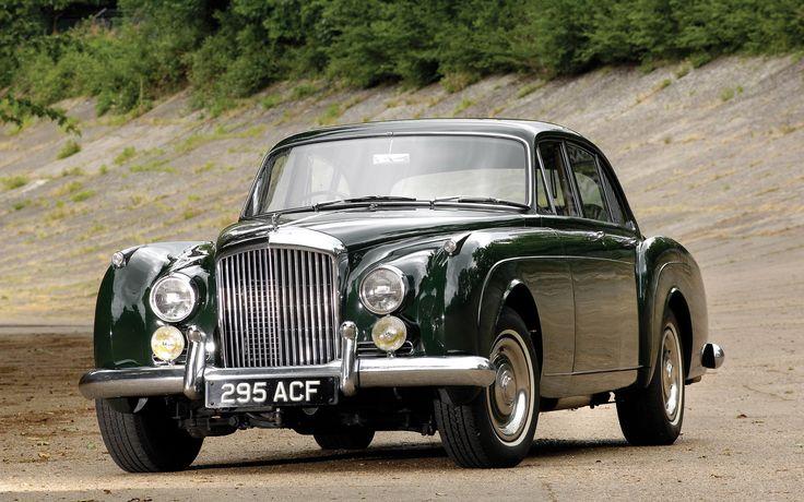 Véhicules Bentley  Fond d'écran