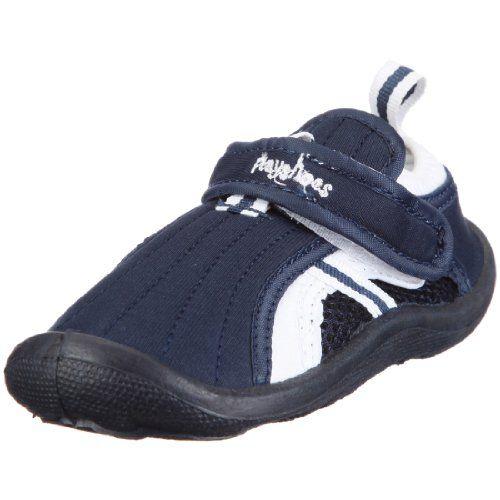Playshoes Aqua-Schuh 174793, Unisex - Kinder Sandalen/Bade-Sandalen - http://on-line-kaufen.de/playshoes/playshoes-aqua-schuh-174793-unisex-kinder-bade