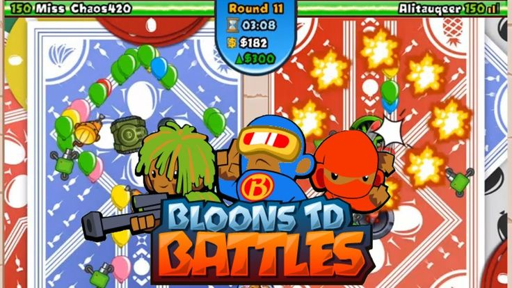 BTD Battles Craziness | Bloons TD Battles (Android/IOS) Best Stratergy in Btd Battles! Watch now and Have Fun :) If You Enjoyed The Video Please Give It A Th...