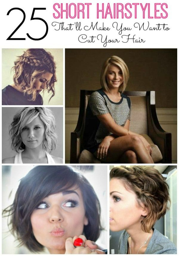Are you thinking of going short? These short hairstyle ideas are the perfect haircut for women who want no fuss.