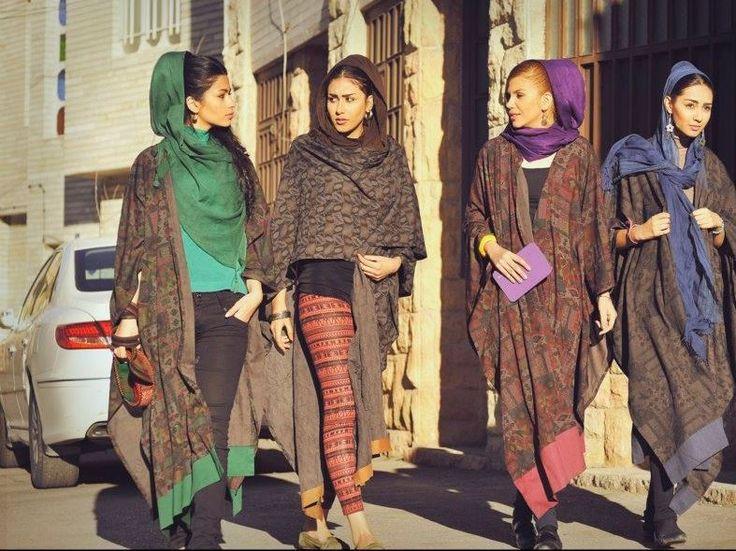 mujeres iran