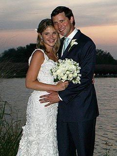 Jenna Bush et Henry Hager
