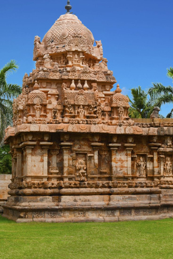 The Living Chola Temples Of Tamil Nadu