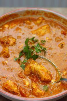 Kip Tandoori nog eens maar dan een ander recept zonder zakjes