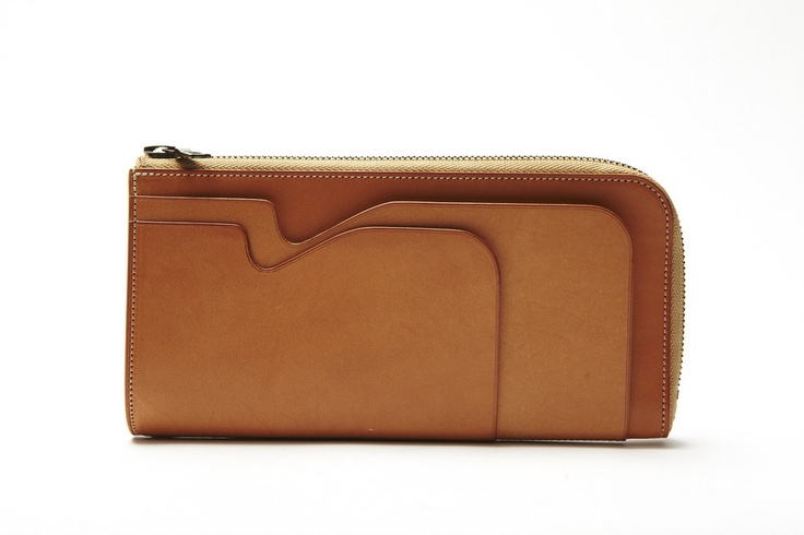 Isaac Reina travel topographic wallet