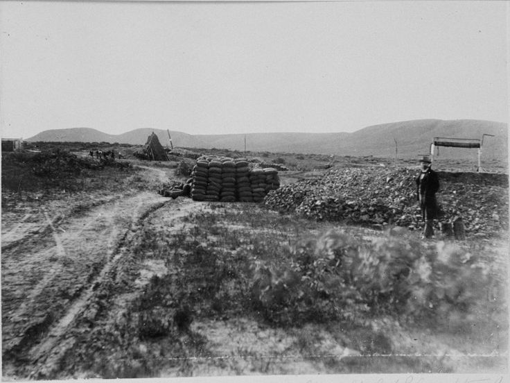 026206PD: Copper stacked at Elverdton Mine, Ravensthorpe, 1904 http://encore.slwa.wa.gov.au/iii/encore/record/C__Rb1918018?lang=eng