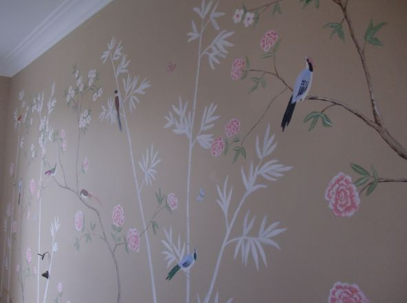 Master Bedroom Murals 116 best murals images on pinterest | home, mural ideas and