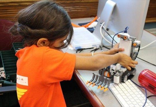 Junior Robotics Camp Dallas, Texas  #Kids #Events