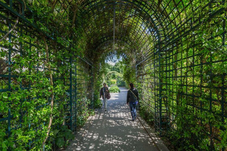 Viaduc des arts. Le promenade plantée © 11h45