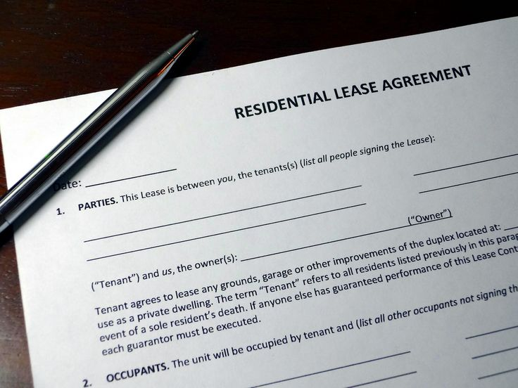 Lease Template Microsoft Word Download Free Lease Contract Template