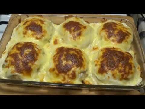 Tavuklu Sultan Kebabı - YouTube