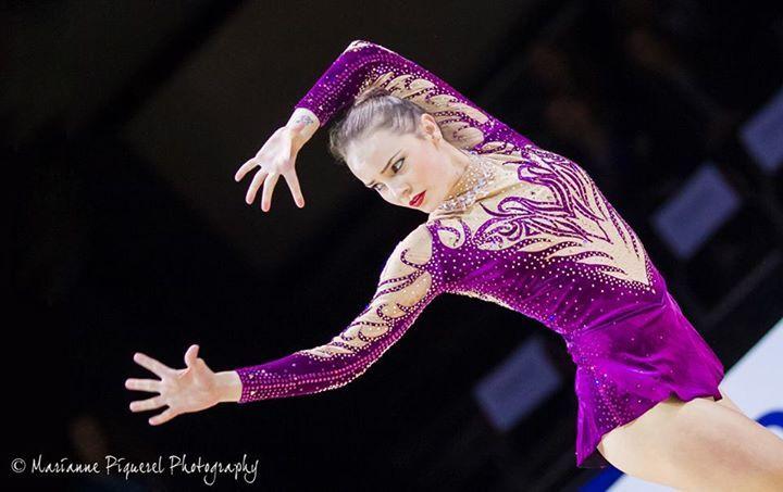 Angelica Kvieczynski (Brazil), Grand Prix (Thiais) 2015