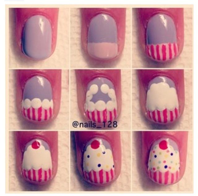Diy nails for Kristen