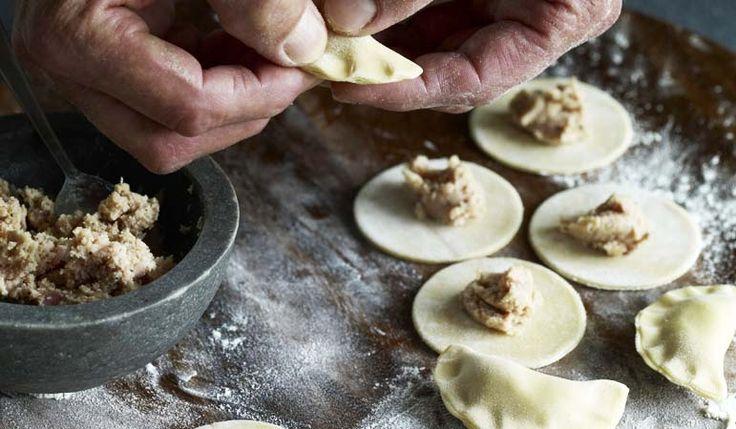 Nudeln selber machen: Ravioli, Tortellini & Co. selber machen