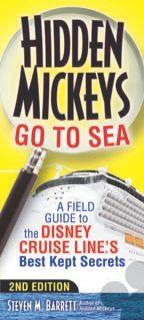 Hidden Mickeys in Disney Fantasy | Hidden Mickey Guy