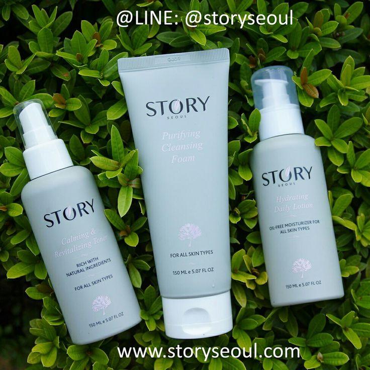 Natural, pure & non-toxic skincare.
