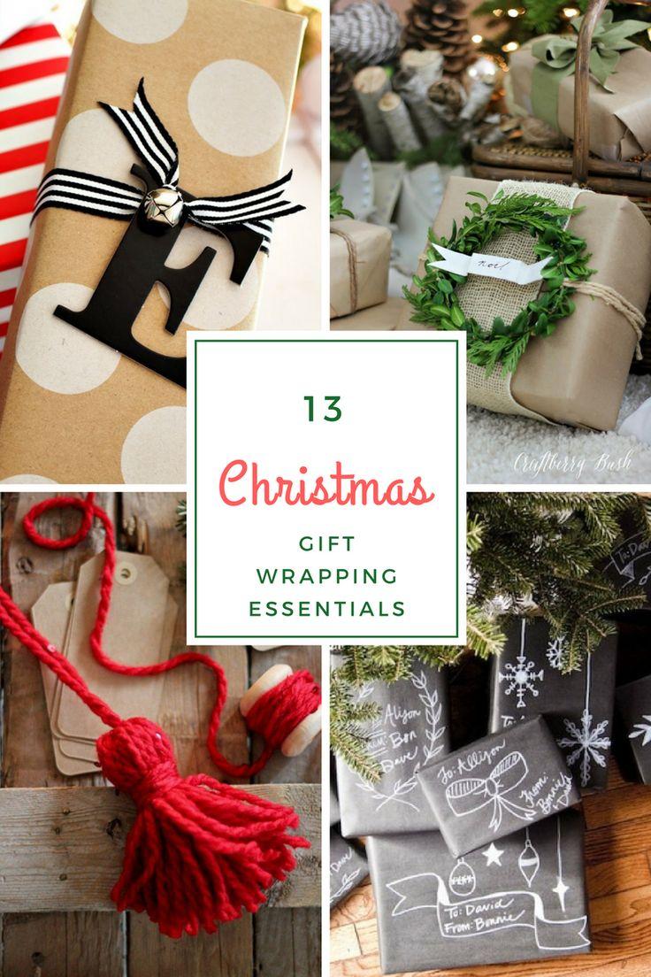 Holiday, Holiday Gift Wrap, Holiday Gifts, Christmas, Christmas Decor, Christmas Gift Wrap, Wrapping Presents, Christmas DIY, DIY Holiday Decor, Popular Pin