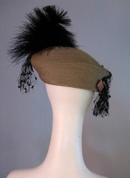 1940s KNOX hat