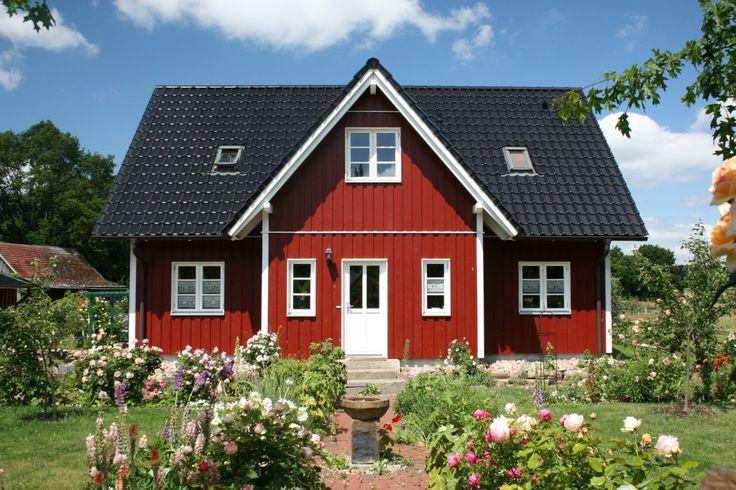 Fjorborg Häuser Fjorborg-Holzhaus: Schwedenhaus