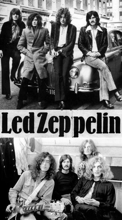 Led Zeppelin 1968-1980