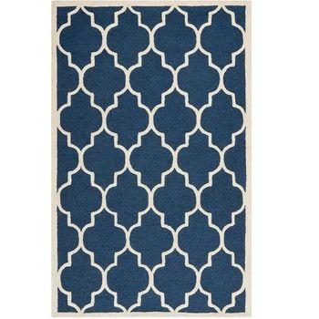 Dywan Everly 152x243 cm, niebieski | Bonami