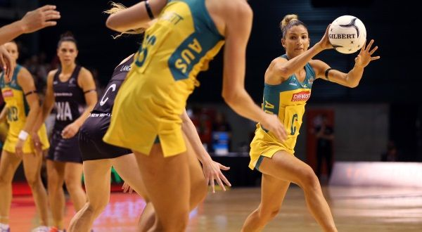 Diamonds triumph in opening Constellation Cup Test - Netball AustraliaNetball Australia