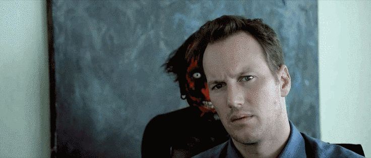 Maybe the Insidious demon's peek-a-boo moment made you religious again. | What Horror Movie Moment Scarred You For Life?