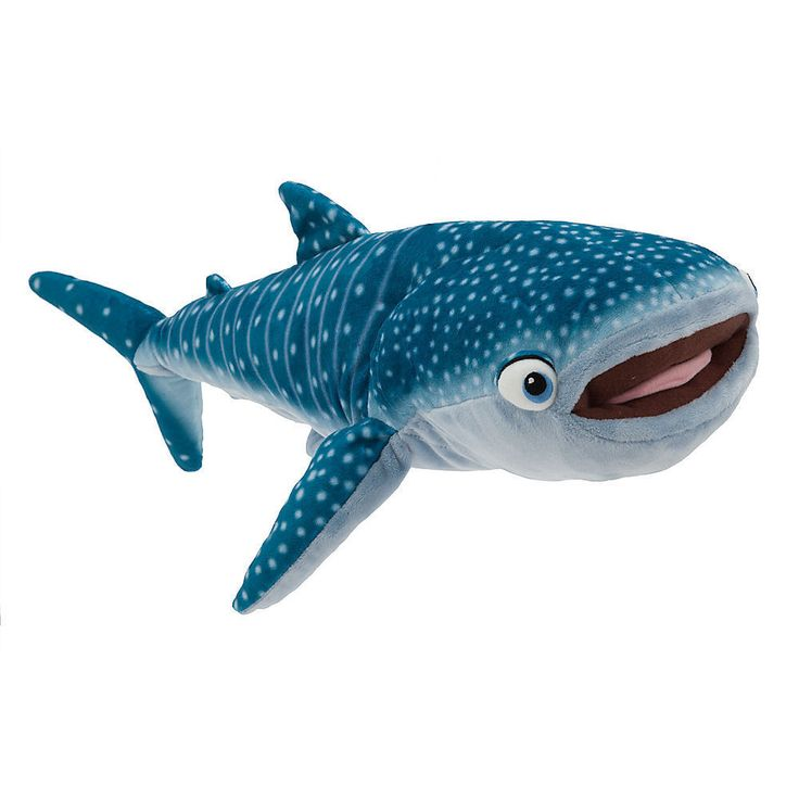 Finding Nemo 50310: 22 L Finding Dory Destiny Plush Stuffed Whale Shark Toy Doll Disney Store New -> BUY IT NOW ONLY: $34.95 on eBay!