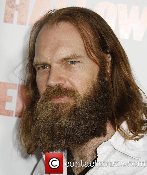 """Skaldi Skjeldson, aka """"Hairball"""", Einherjar: Tyler Mane. Fantasy casting Jim Butcher's """"Dresden Files."""""""