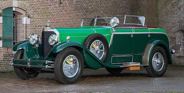 a rare supercharged 1926 mercedes benz 24 100 140 ps model. Black Bedroom Furniture Sets. Home Design Ideas