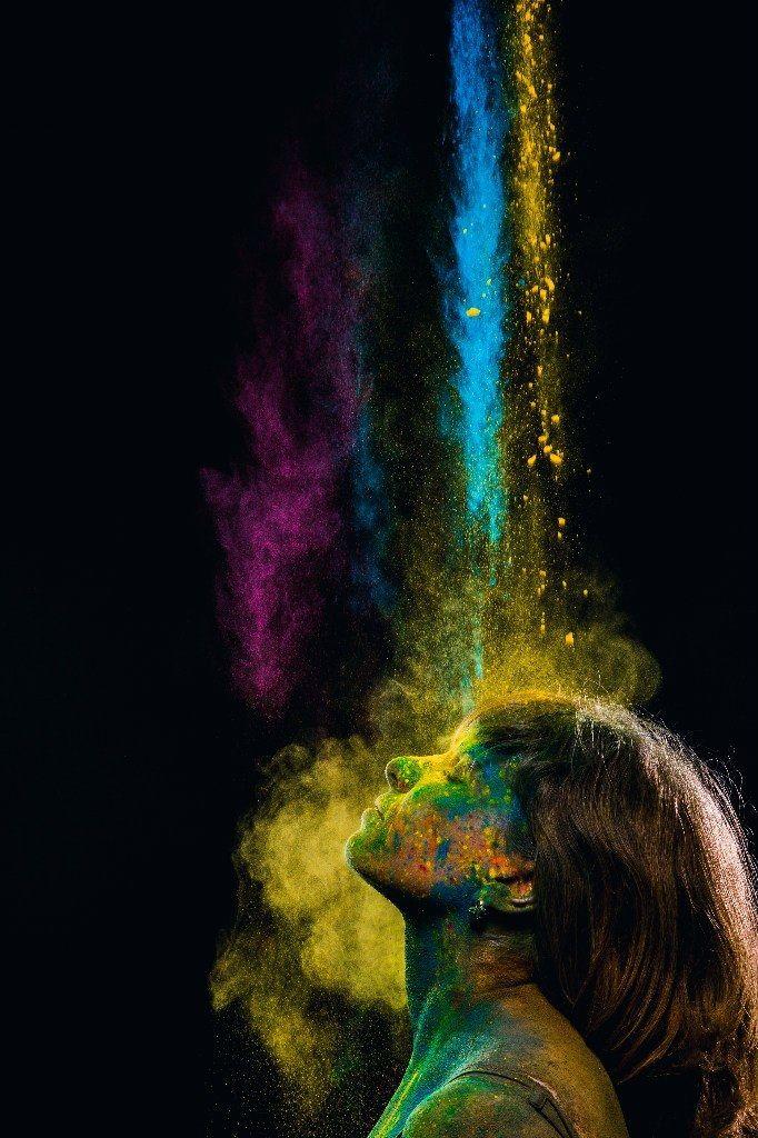 Rainbow color by Dinara Silentium on 500px